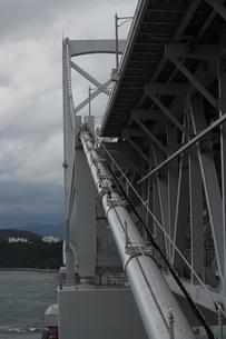 大鳴門橋の写真素材 [FYI00393155]