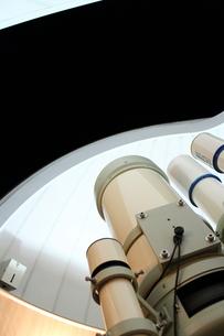 天体望遠鏡の写真素材 [FYI00393273]