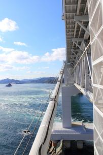 大鳴門橋の写真素材 [FYI00393288]