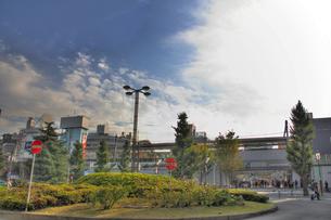 大塚駅北口前(HDR処理)の写真素材 [FYI00393708]