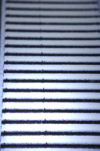 雪の平行線の写真素材 [FYI00394532]
