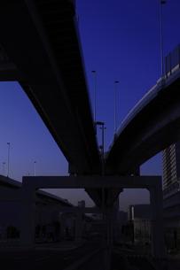 静かなる都市の動脈の写真素材 [FYI00394619]