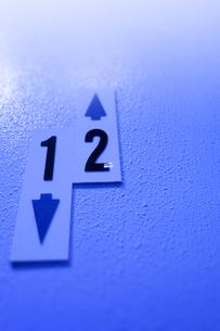 日常の1コマ「1階から2階へ」の写真素材 [FYI00394667]