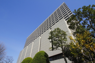 東京高等裁判所の写真素材 [FYI00394819]