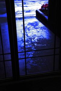 雨降りの日の写真素材 [FYI00395966]