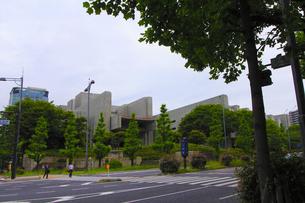 最高裁判所(三宅坂)の写真素材 [FYI00396086]