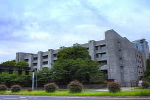 最高裁判所(側面)の写真素材 [FYI00396087]