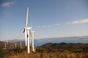 風力発電の素材 [FYI00397395]