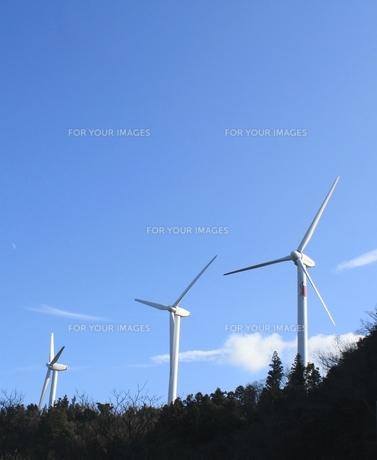 風力発電の素材 [FYI00397405]