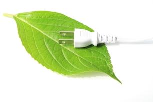自然エネルギーの写真素材 [FYI00397609]