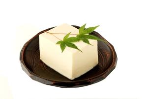 絹ごし豆腐の写真素材 [FYI00397645]