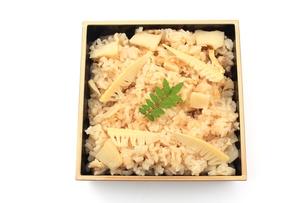 タケノコご飯の写真素材 [FYI00398098]