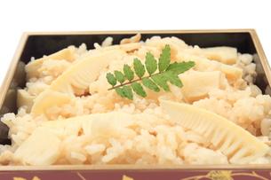 タケノコご飯の写真素材 [FYI00398109]