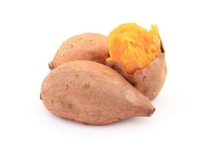 安納芋のヤキイモの写真素材 [FYI00398634]