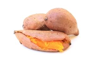 安納芋のヤキイモの写真素材 [FYI00398639]
