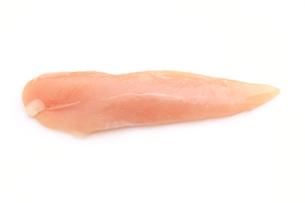 鶏肉のササミの写真素材 [FYI00398761]