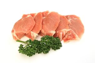 豚肉の写真素材 [FYI00399000]