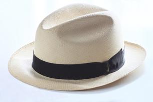 パナマ帽の写真素材 [FYI00399303]