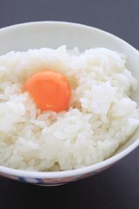 卵かけご飯の写真素材 [FYI00399669]