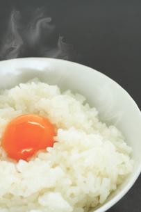 卵かけご飯の写真素材 [FYI00399682]