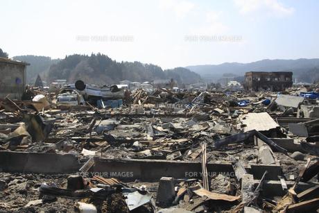 東北地方太平洋沖地震の素材 [FYI00399714]
