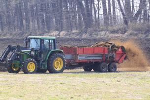 トラクターの写真素材 [FYI00399836]