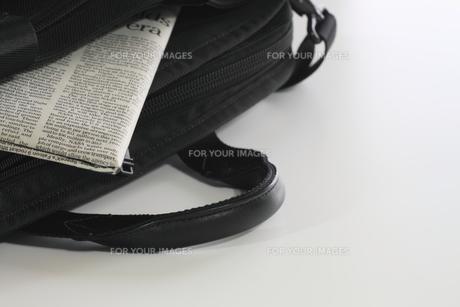 ビジネスバッグの写真素材 [FYI00399861]