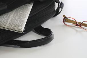 ビジネスバッグの写真素材 [FYI00399868]