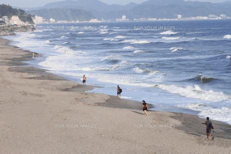 湘南の海の素材 [FYI00400472]