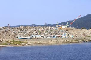 東日本大震災の復興の写真素材 [FYI00400678]