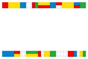 カラフルなブロックの写真素材 [FYI00400730]