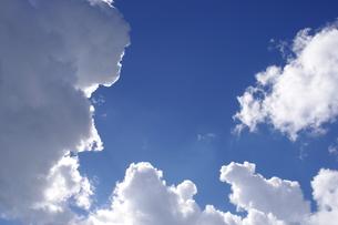 青空の写真素材 [FYI00404274]