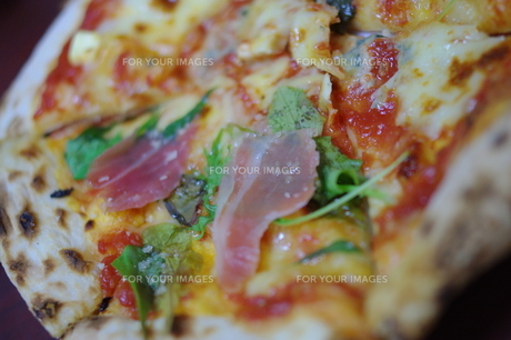 ピザの写真素材 [FYI00404379]