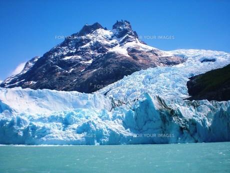 氷河の写真素材 [FYI00404706]