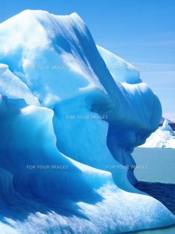 氷山の写真素材 [FYI00404713]