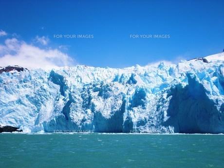 氷河の写真素材 [FYI00404721]