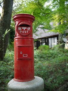 郵便ポストの写真素材 [FYI00404739]