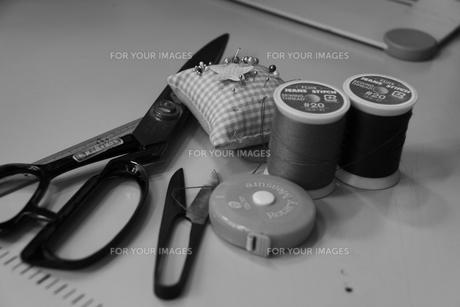 縫製小物の素材 [FYI00404795]