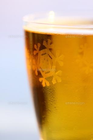 冬もビールの素材 [FYI00404805]