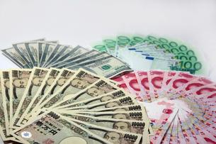 外貨紙幣の写真素材 [FYI00405275]