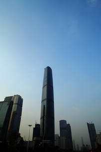 広州国際金融中心の写真素材 [FYI00405330]