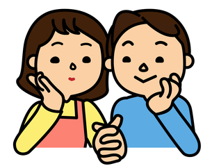 仲良し夫婦の写真素材 [FYI00405502]