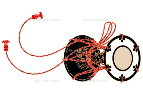 小鼓の写真素材 [FYI00405835]