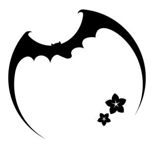 蝙蝠の素材 [FYI00405858]
