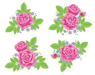 薔薇の素材 [FYI00405953]