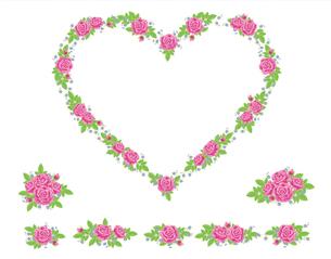 薔薇の素材 [FYI00405965]