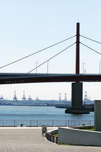 橋のある風景の写真素材 [FYI00405980]