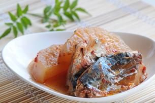 韓国料理 魚の煮付けの写真素材 [FYI00407146]