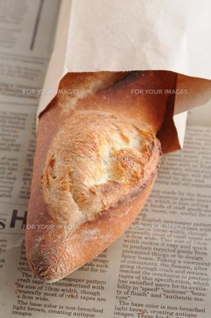 フランスパンの写真素材 [FYI00407180]