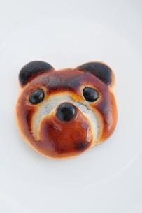 可愛いクマのお菓子の素材 [FYI00407186]